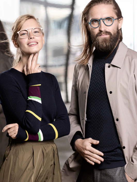 Nude colour spectacles Monoqool
