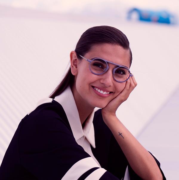 Monoqool 3D printed glasses. Lightweight glasses