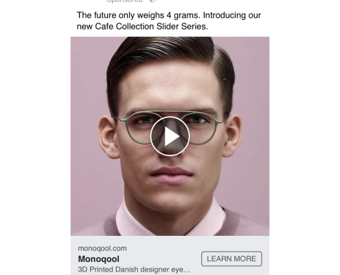 Facebook for opticians