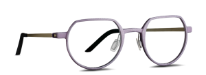 3D printed glasses. HD52
