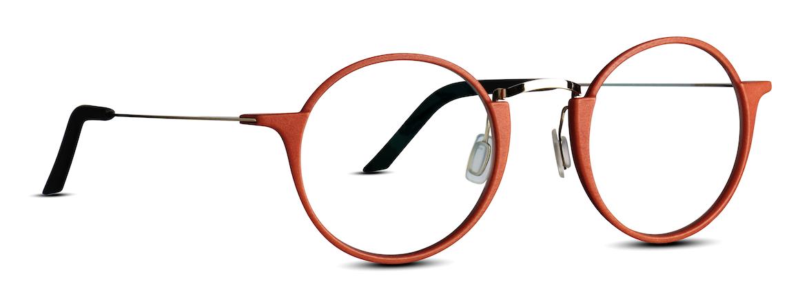 3D printed eyewear. FK46 Monoqool
