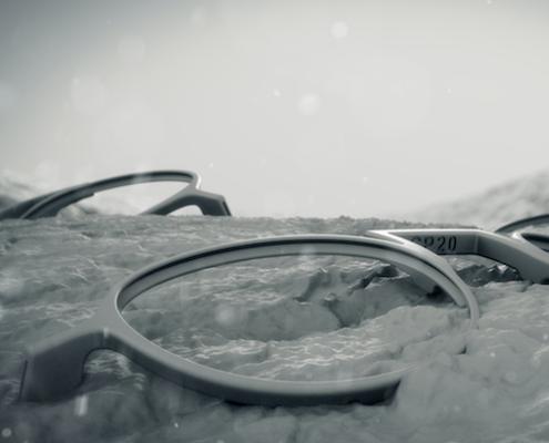 innovative eyewear- 3D printed glasses from Denmark