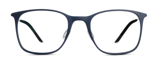 Blue mens glasses