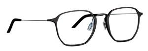Black glasses. 3D printed