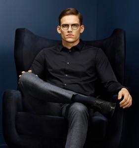 Lightweight glasses. 3D printed innovative eyewear