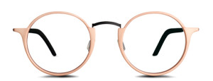 3D printed glasses. Model Funky FK